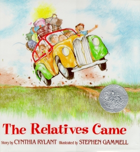 the-relatives-came
